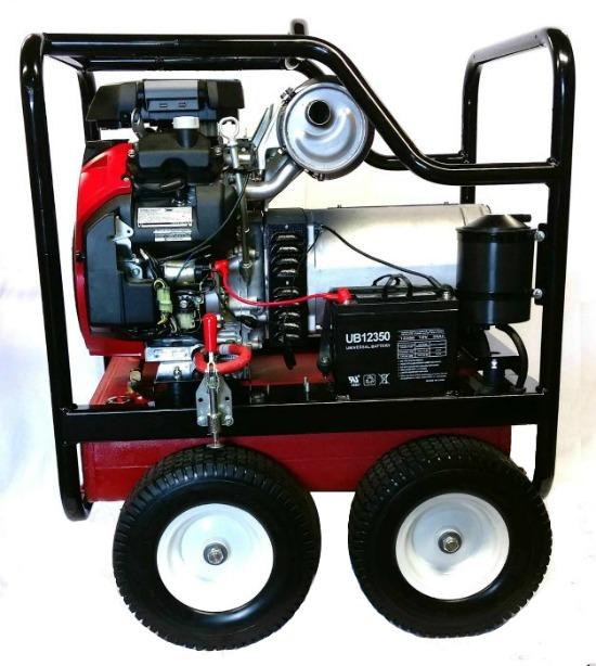 The Motorhead 12000 21000 Watt Gasoline Portable