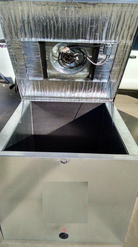 Silent Weather Resistant Portable Generator Enclosure